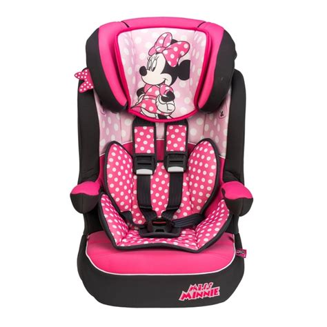 Car Set 8 In 1 Minnie 1 imax deluxe disney minnie mouse 1 2 3 car seat pink 1 2 3 9 months 11 years