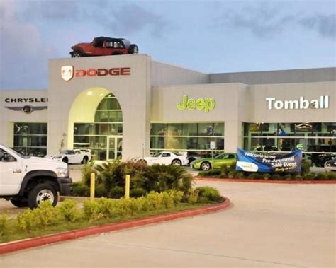Tomball Jeep Tomball Dodge Chrysler Jeep Car Dealers Tomball Tx Yelp