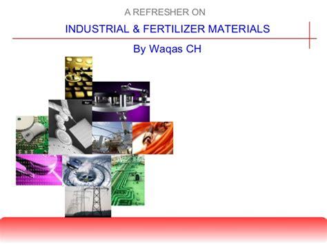 industrial material supplies mail industrial fertilizer materials