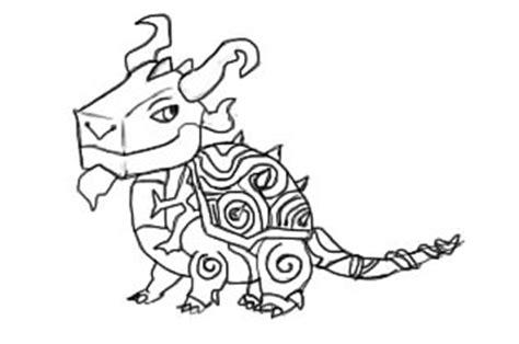 coloring pages dragon mania legends tidow kelvyn luciel deviantart
