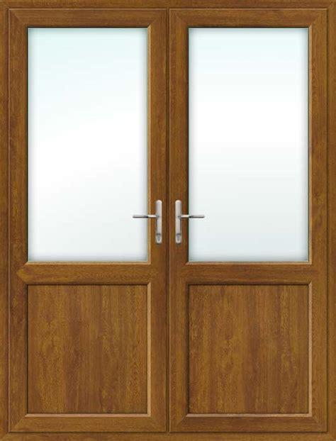 Half Glazed Exterior Doors Upvc Doors Diy Doors