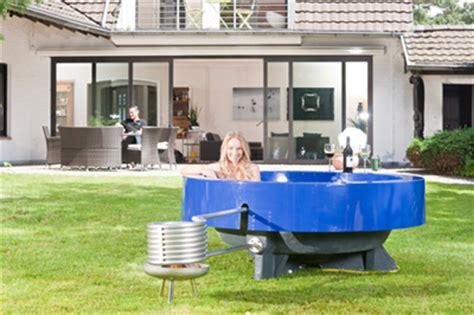 outdoor badewanne feuer baignoire 224 remous 2 0 d eichenwald la derni 232 re