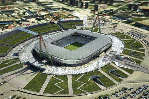 panchina juventus stadium giugiaro architettura