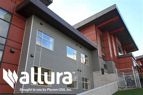 allura fiber cement siding built by allura fiber cement siding architecture