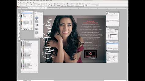 Customizing 5x7 Postcard Template For Adobe Indesign Part 1 Youtube Adobe Postcard Template