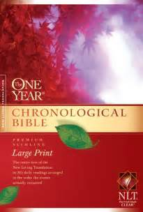 save 6 38 the one year chronological bible nlt premium