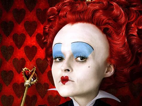 la reina roja queen of hearts alice in wonderland quotes quotesgram