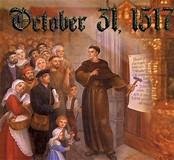 Image result for Protestant Reformation