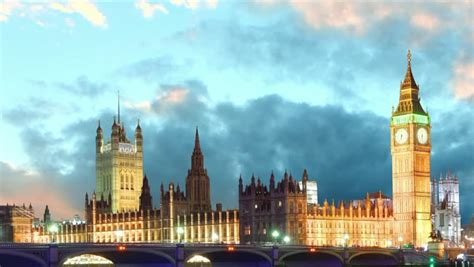download houses of parliament and big ben london uk europe houses of parliament big ben london uk time lapse