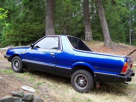 1993 subaru brat for sale 1987 subaru brat for sale 87bratman 1987 subaru brat specs