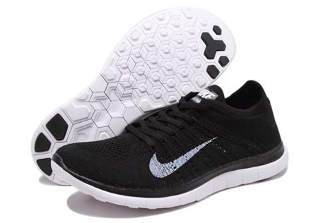 all black womens athletic shoes nike flyknit 4 0 s running shoes all black nike