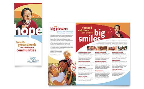 free website templates for non profit organizations community non profit brochure template design