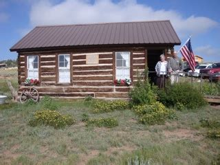 Cabin Host by Local History Feather Historical Society Inc