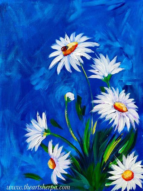 painting acrylic flowers a z great flower acrylic painting에 대한 이미지 검색결과