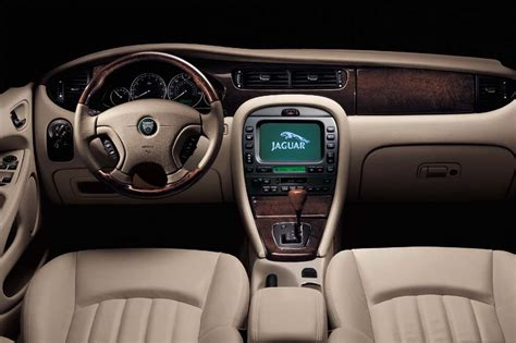 2002 Jaguar X Type Interior by 2002 08 Jaguar X Type Consumer Guide Auto