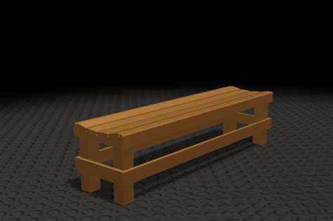 build a park bench how to build build a park bench pdf plans