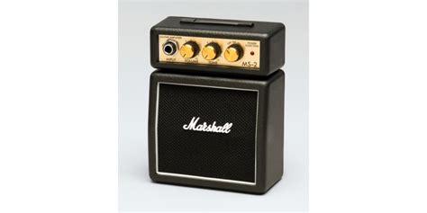 Marshall Ms2 Micro Guitar Lifier marshall ms2 micro in black guitar co uk