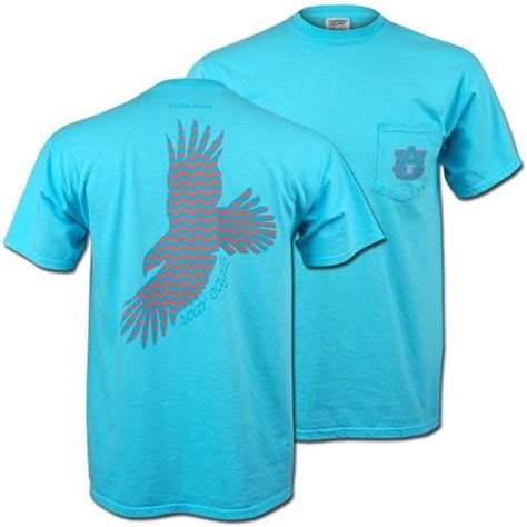 comfort color lagoon blue comfort colors pocket tee wchevron eagle back print lagoon