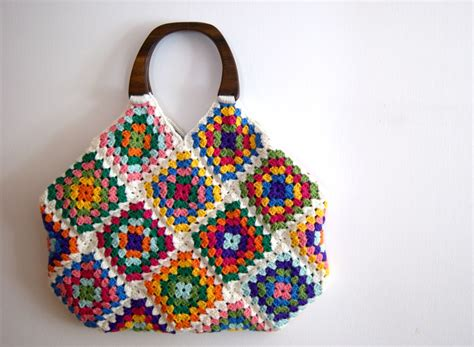 crochet pattern granny square bag reserved for tuffcookie crochet granny square bag