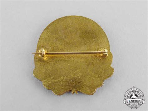 Ottoman German Alliance Austria Imperial An Austro Hungarian German Ottoman Alliance Badge C 1915 Badges Austria