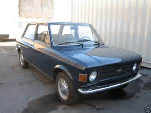 What Country Are Fiats Made In Just A Car 1976 Fiat 128 Across The Country And On