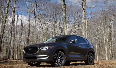 2017 Mazda Cx 5 Has Better Ride Comfort Quieter Cabin