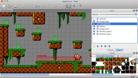 javascript tutorial game programs melonjs platformer tutorial