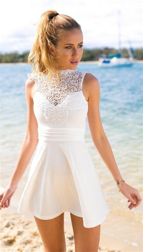 erstaunlich weisses kleid elegant fuer  abendkleid