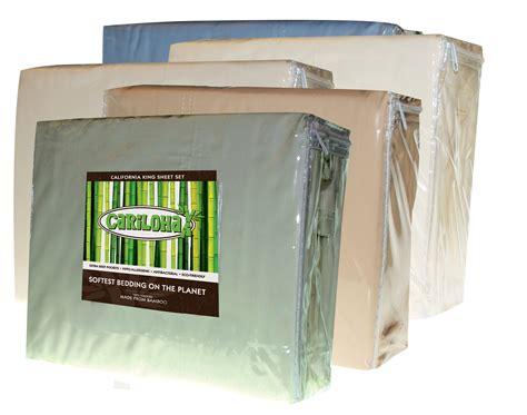 bamboo bedding cariloha bamboo sheet set review