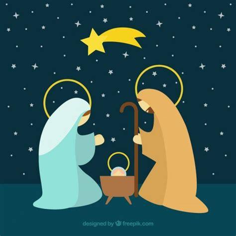 fondo de portal de belen  estrella fugaz vector gratis navidad nativity crafts christmas