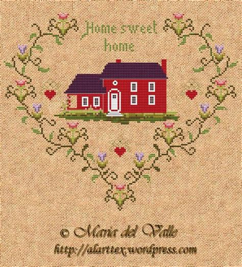 to follow a pattern en francais beautiful cross stitch slers and sweet home on pinterest
