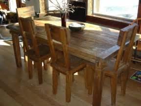 Dining Table Set Teak Wood Reclaimed Teak Wood Dining Table And Chairs Set Dining