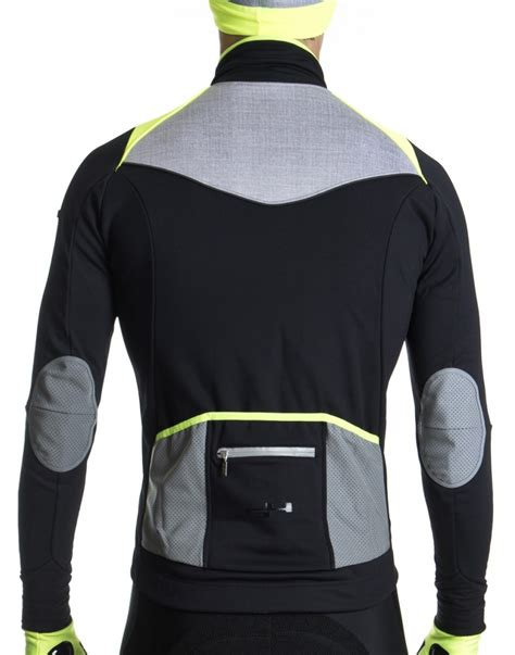 yellow cycling jacket cycling winter jacket for men g4 dimension