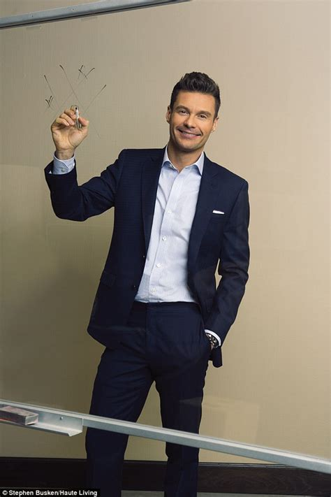 how should a 40 year ol man dress ryan seacrest on launching keeping up with the kardashians