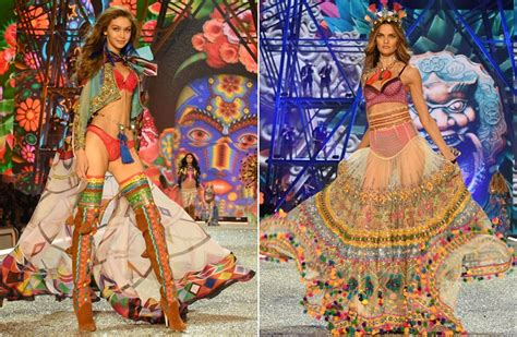 themes for a college fashion show the victoria s secret fashion show 2016 was one big party