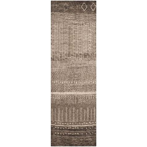 Brown Runner Rug Safavieh Tunisia Runner Rug In Brown Tun1711 Khv 28