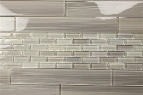 gray glass tile kitchen backsplash awesome grey backsplash tile home decorating ideas