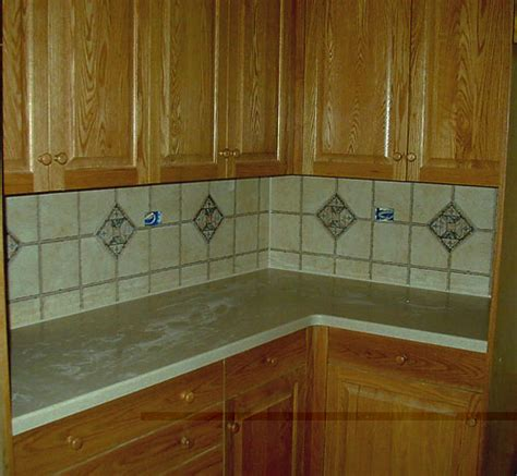 ceramic tile kitchen ceramic tile kitchen splash with inserts
