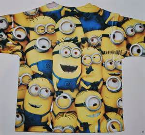 Despicable Me 23 T Shirt new boys despicable me 2 t shirt 2 sided minion