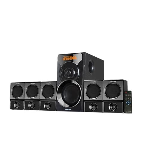 philips spa6700b 5 1 speaker system price in india 23 jan