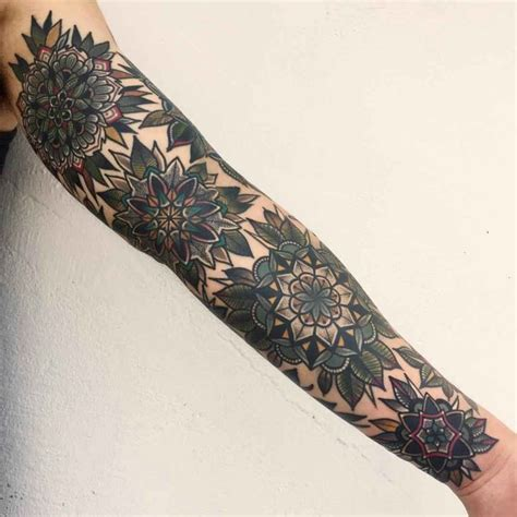 mandala tattoo full sleeve full tattoo sleeve of mandalas best tattoo ideas gallery