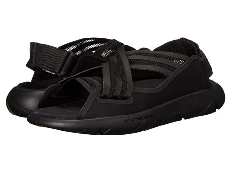 adidas y3 sandal adidas y 3 by yohji yamamoto qasa elle sandal zappos com