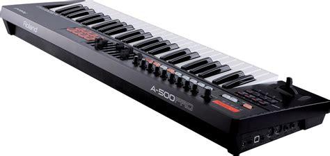 Keyboard Controller roland a500 pro usb midi keyboard controller
