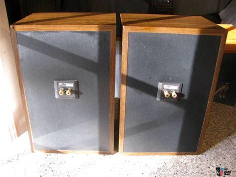 kef c35 concentric audiophile range bookshelf