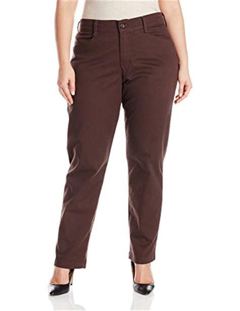 Pant Import A10216 Size M s plus size relaxed fit plain front leg