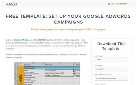 The Ultimate List Of B2b Content Marketing Ideas Hubspot Template Setup