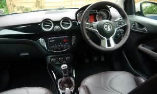 Vauxhall Adam Inside Car Picker Vauxhall Adam Interior Images