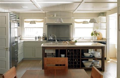 shaker update for a connecticut kitchen contemporary 6 ways to make a new kitchen look old old house online