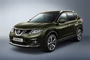 nissan 2014 x trail frankfurt show smoother path for