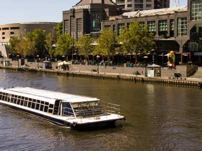 boat launch yarra river melbourne highlights tour with river cruise and lunch